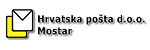 Hrvatska pošta Mostar